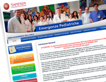 Master Emergenze Pediatriche