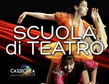Manifesto Scuola di Teatro